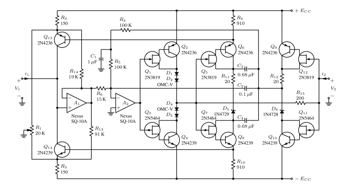electronic circuit diagrams - blog
